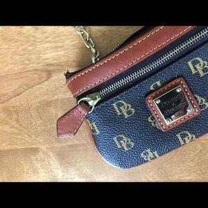 Dooney & Bourke Accessories - Dooney & Bourke ID/Chain Purse